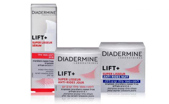 "diadermine סדרת Lift+ Superfiller | צילום: הנקל חו""ל"