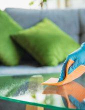חדש מדומסטוס: ספריי וקצף מנקה ומחטא לניקוי כללי