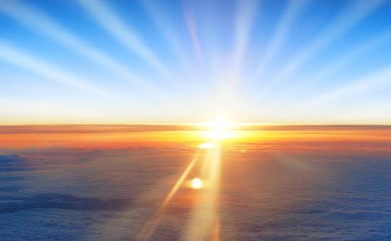זריחת השמש