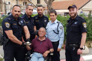 ירושלים: ערבי גנב סלולארי מנכה