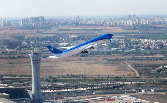 מטוס מדינת ישראל, צילום יואב וייס, באדיבות התעשייה האווירית