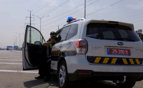ניידת, צילום אילוסטרציה: משטרת ישראל