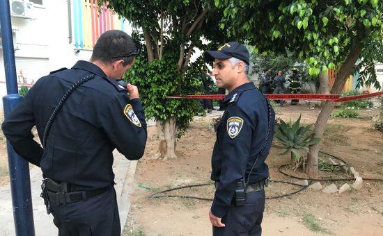 אילוסטרציה: שוטרים בשדרות