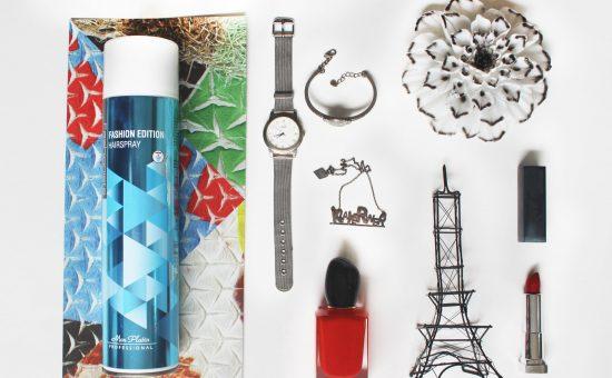fashion- edition spray- סדרת פאשניסטה מון פלטין