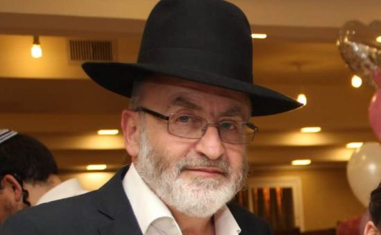 שמואל יהודה אהרוני