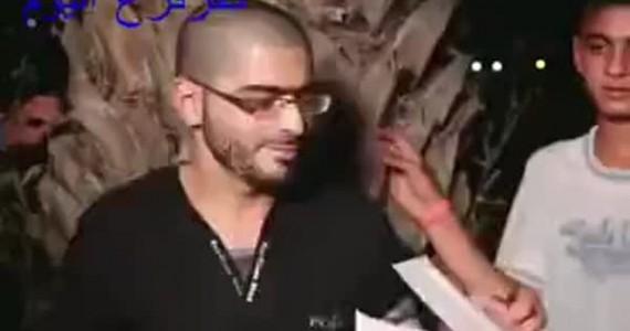 המחבל ה'משעשע': נשאת מלחם בטלוויזיה הפלסטינית