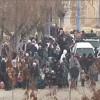פורצים את המצור: מאות משאיות אספקה בסוריה
