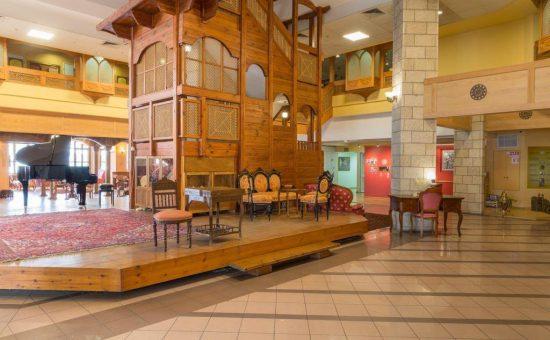 מלון דונה גרציה טבריה