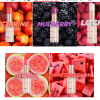 חגיגה לשפתיים: חמישה גוונים פירותיים