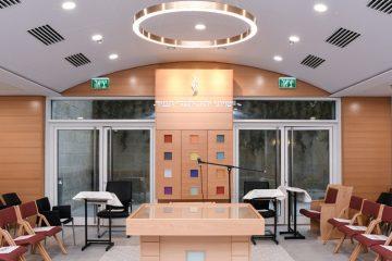 נחנך: בית כנסת 'מונגש' ראשון בישראל