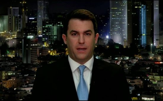 דייוויד קיז, צילום מסך cnn