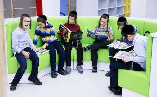 ספריה בביתר עילית