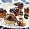 טעים ונמס בפה: סופגניות קוקוס שוקולד