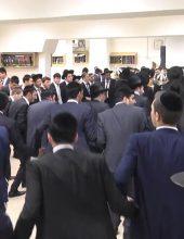 ישיבת עולם התורה בקמפיין 'מצ'ינג'