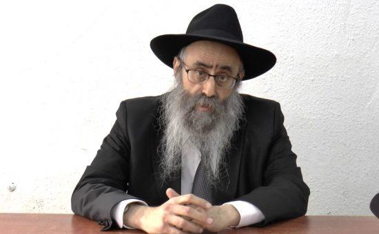 הרב גלוכבסקי, רחובות
