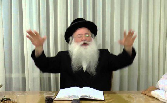 רבי ישראל זושא הורוביץ