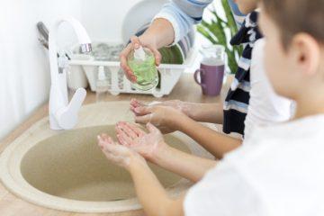 חדש: אל-סבון אקטיבי שישמור על עור הידיים שלכם