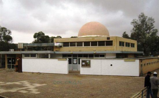 בית הכנסת הגדול בערד