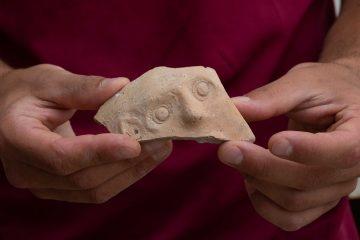 פרצוף בן 2400 שנים