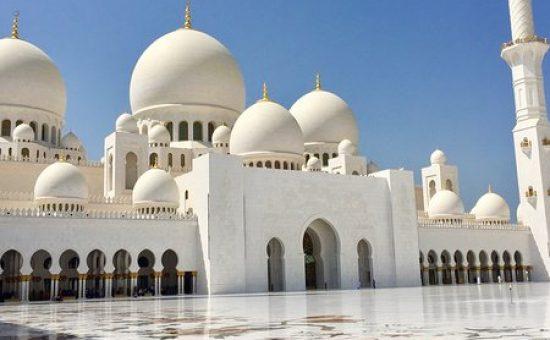 המסגד באבו דאבי