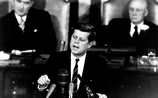 הנשיא ג'ון קנדי