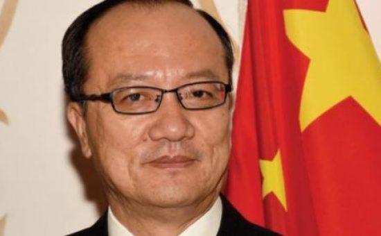שגריר סין בסוריה, צ'י צ'יאנג'ין