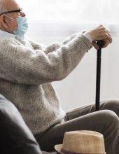 ימי קורונה: לא משאירים את ההורים שלנו לבד