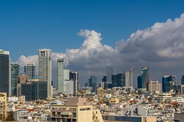 השכרת רכב בתל אביב – אטרקציות סביב גוש דן