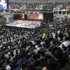 תושבי אלעד עלו בהמוניהם לעצרת בירושלים