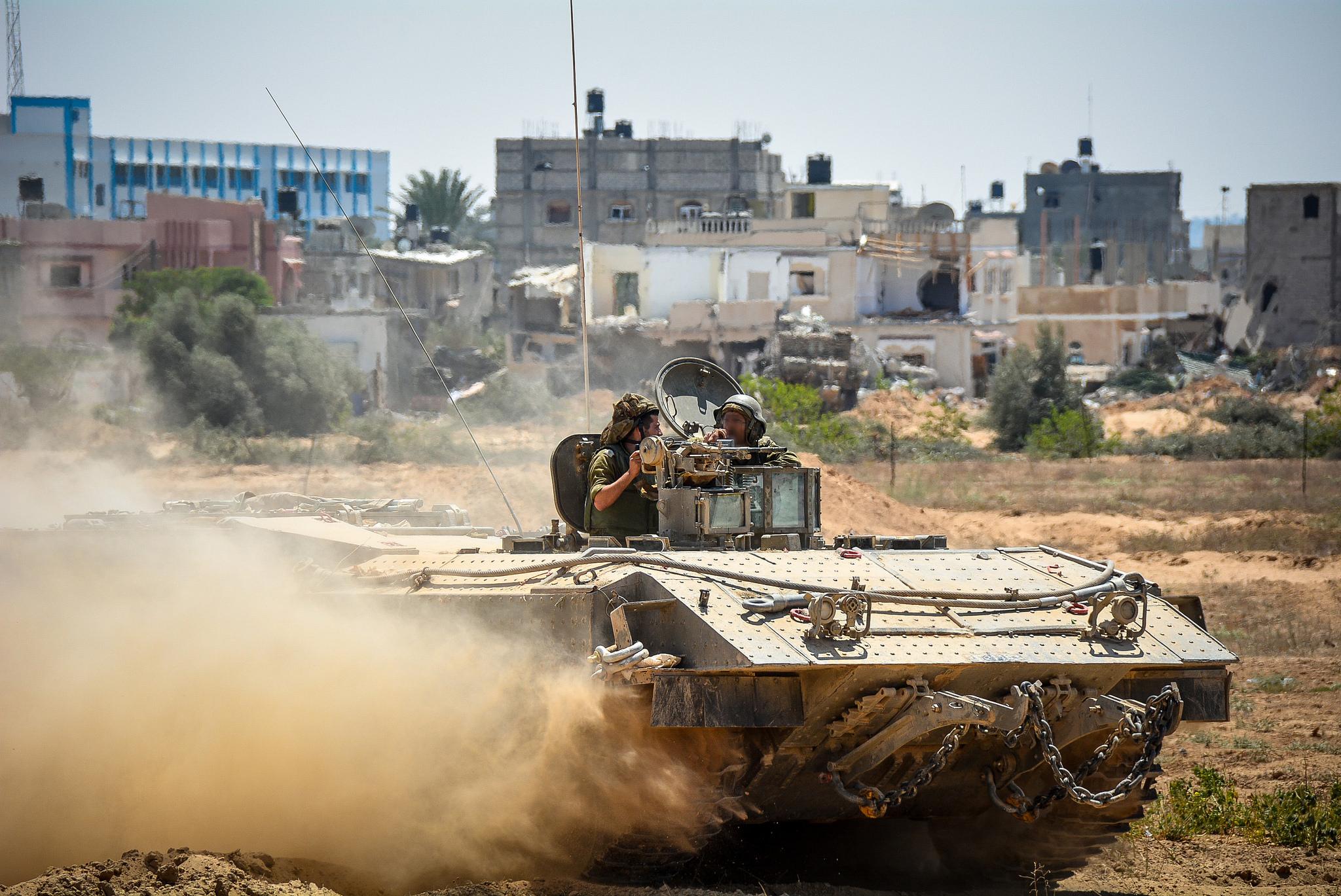 """חמאס מאשים: """"ישראל 'ממציאה' ירי, בניסיון להצדיק את תקיפותיה"""