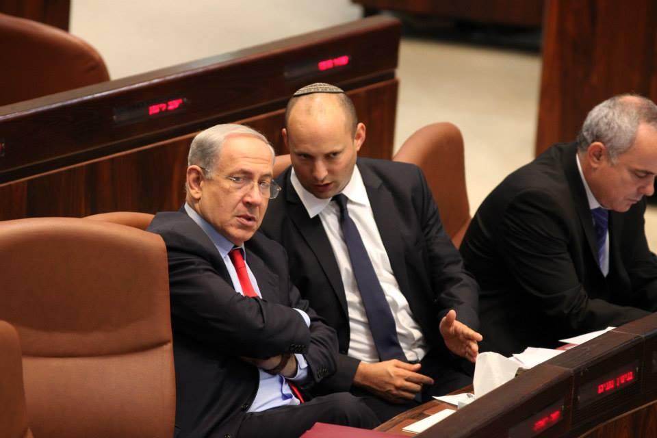 'הפסקת אש פרלמנטרית' בין הליכוד לבית היהודי
