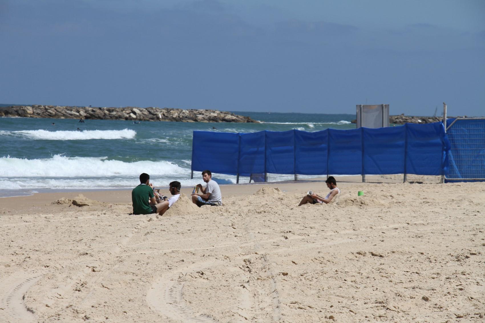 אסון בחוף הנפרד: המציל נהרג במהלך תרגיל