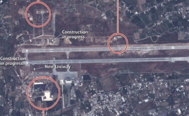 """שמי סוריה מתקדרים: """"רוסיה הכריזה על מטוסי צבא ארה""""ב כעל 'מטוסי אויב'"""""""
