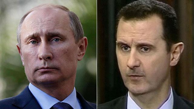 אסד מבקש ברוסיה: שהעולם לא יתערב