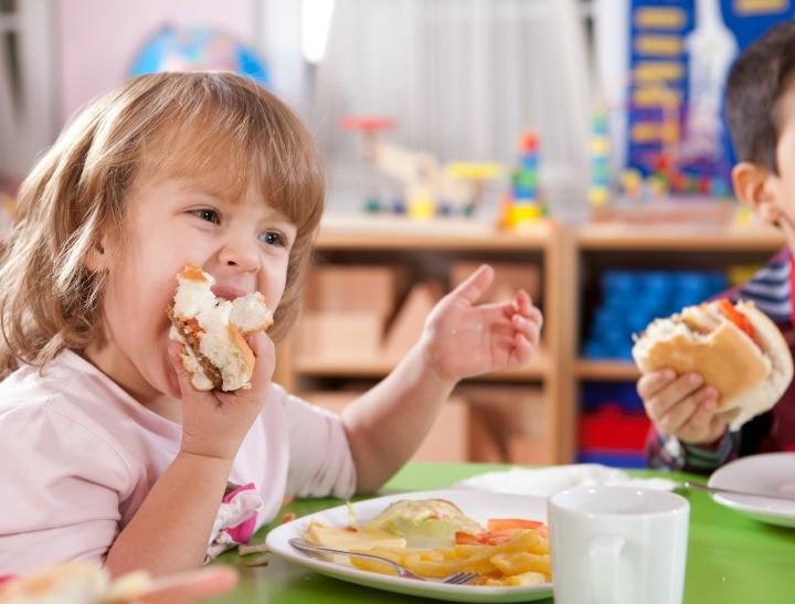 הבסיס להקניית הרגלי אכילה נכונים ומאוזנים לילדכם