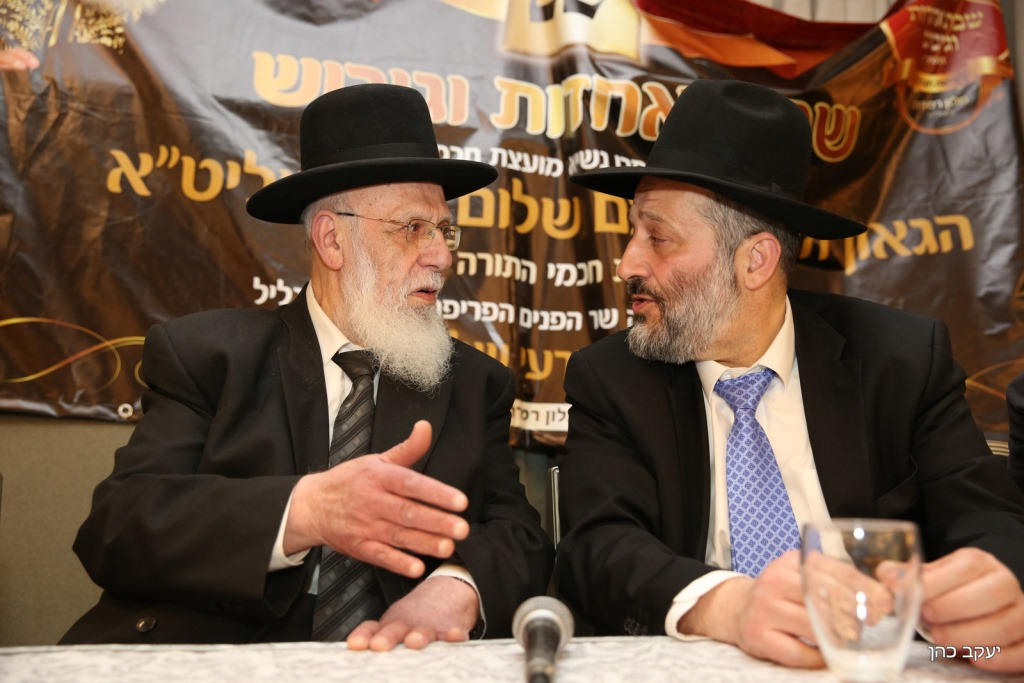 האיום של אגודת ישראל שהרגיע את הרוחות בדגל התורה ואיך נפתור מצוקת הדיור?
