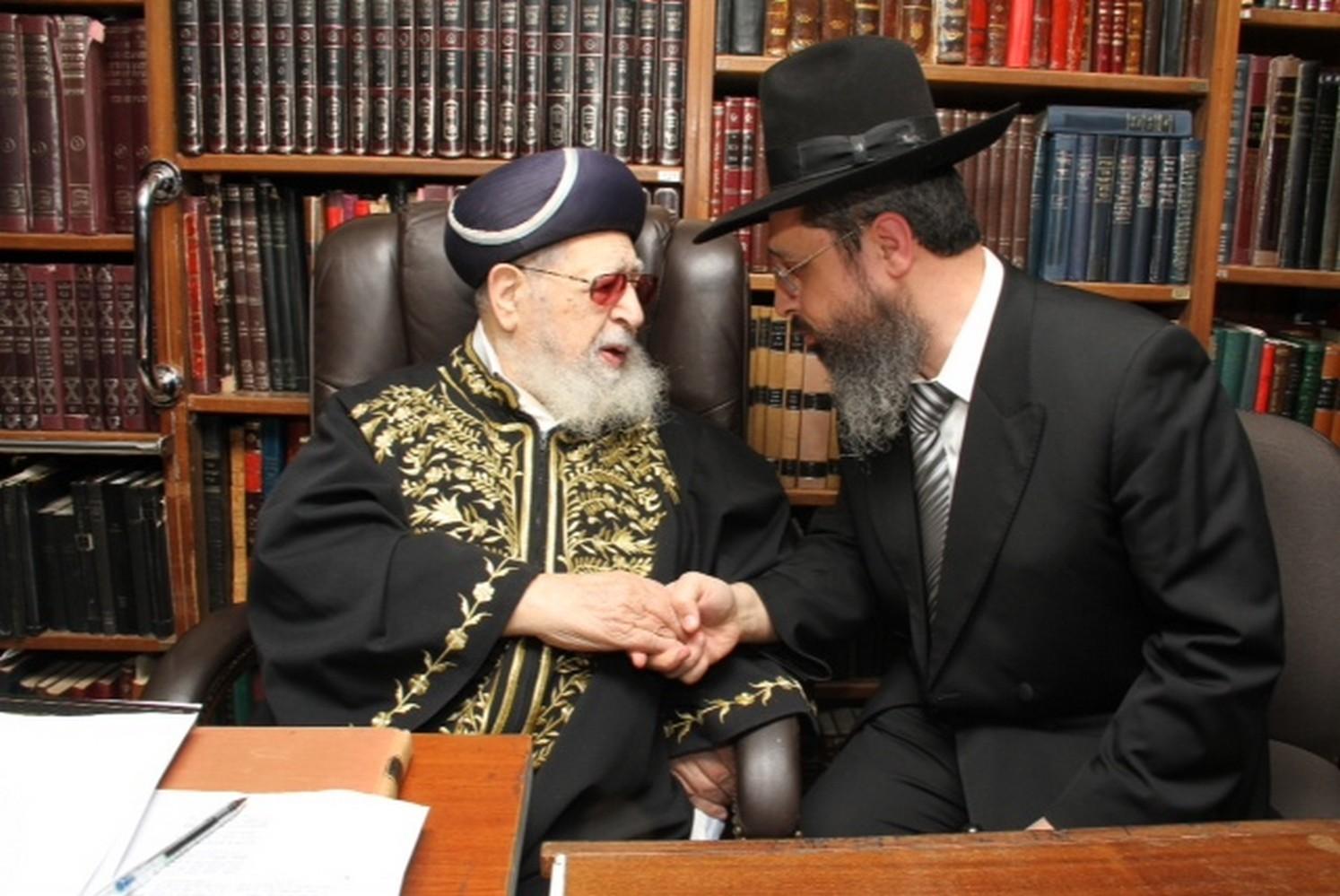 מרטיט: הרבנית יהודית יוסף נפרדת מ'הקבלן 45'