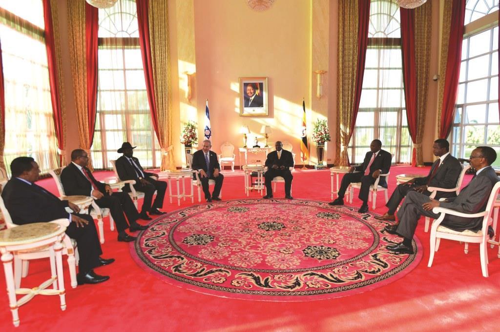 דרום אפריקה מתנגדת להידוק הקשרים בין מדינות היבשת וישראל
