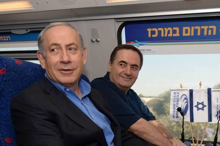 """ישראל כץ: """"לא מדיחים ראש ממשלה על סמך כותרות בתקשורת"""""""