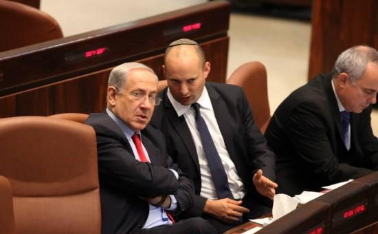 עימות בוועדת השרים: נתניהו הטיל וטו על חוק ירושלים של בנט