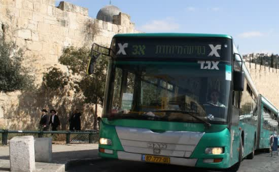 ככה נערכים לשינוע הרבבות בתחבורה הציבורית בירושלים