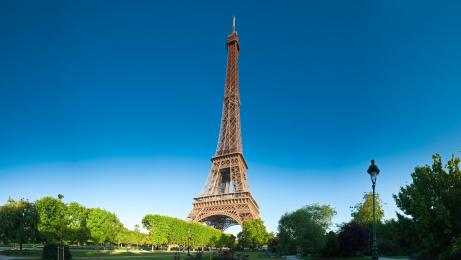 צרפת: מאבטחים מנעו ממייסד מפלגת הימין הקיצוני להכנס למטה המפלגה