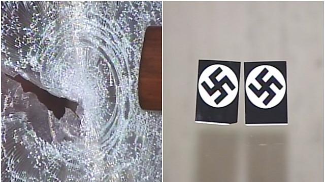 """גרמניה נגד טראמפ: """"אין להמעיט בערכה של האנטישמיות והגזענות הניאו נאצית"""""""