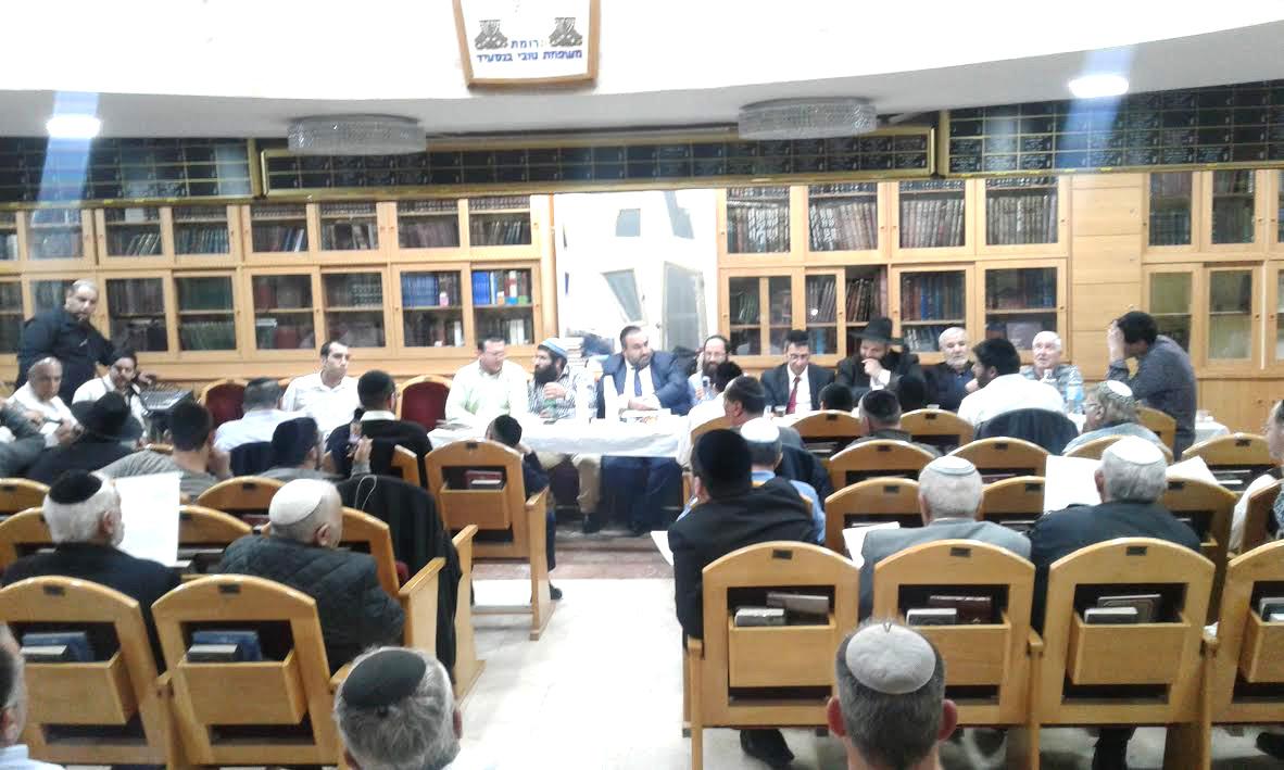 גם בישראל: עולי מצרים משמרים את מסורת ה'תוואחיד'