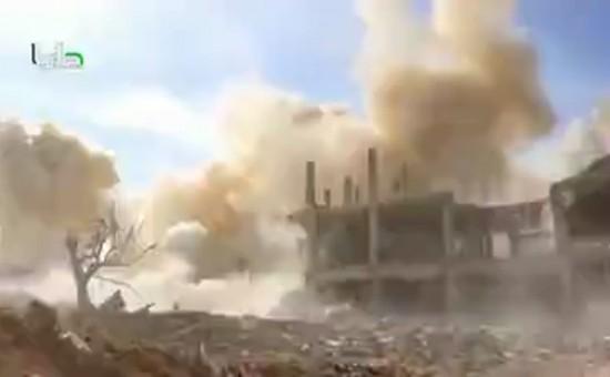 """עוד מפלה לדעא""""ש: הכוחות הכורדים כבשו את בירתם במחוז הסורי 'א-רקה'"""