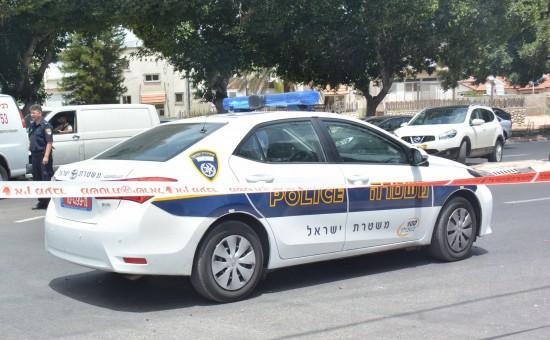 אשדוד: קטין כבן 15 נעצר בחשד לחבלה בניידת שיטור