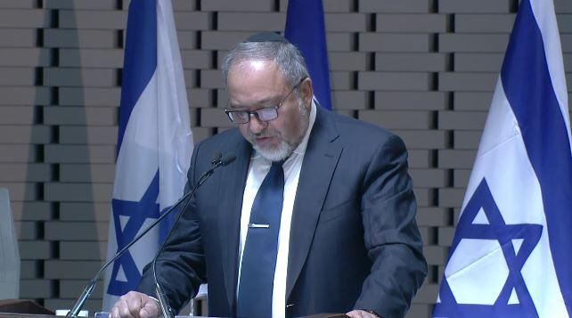 """ליברמן: """"נמשיך להילחם בכל העוצמה בטרור הפלסטיני האכזרי"""""""