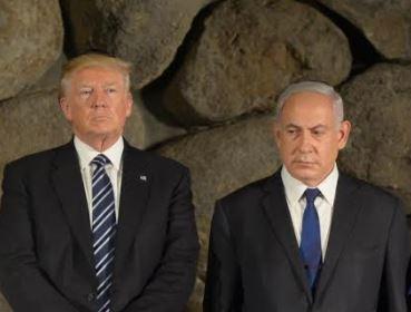 """בשמאל מאשימים: """"טראמפ שילם מס שפתיים, נתניהו מתעלם מהתבטאויותיו האנטישמיות"""""""