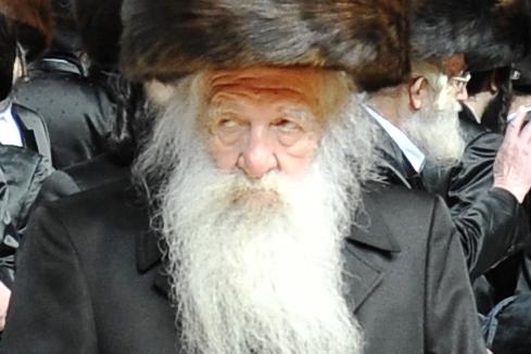 """יהודי של מסירות הנפש: רבי ישראל דוד פרידמן זצ""""ל"""