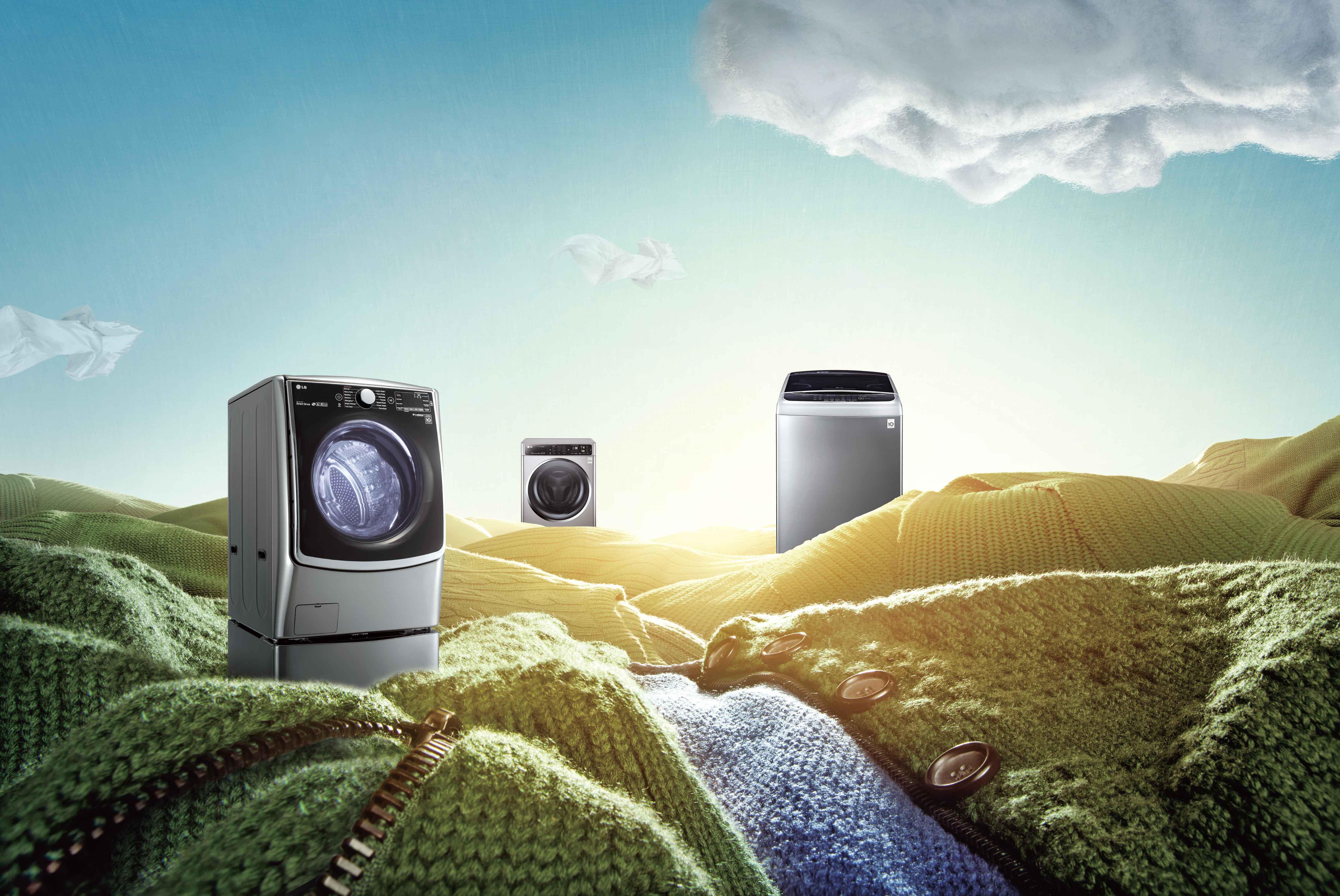 רוצים לשלוט מחוץ לבית במכונת הכביסה שלכם?